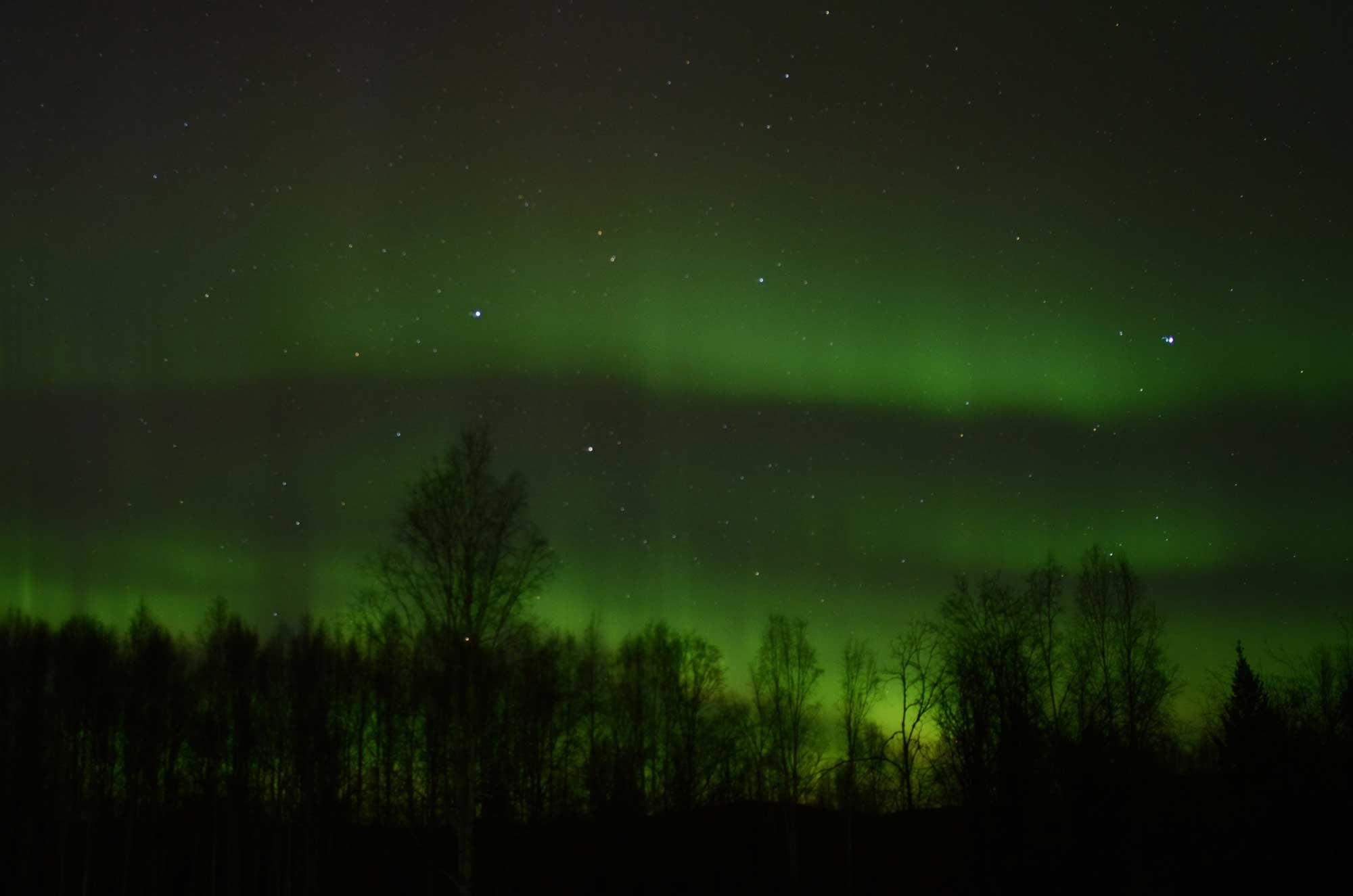 Alaskan Northern Lights
