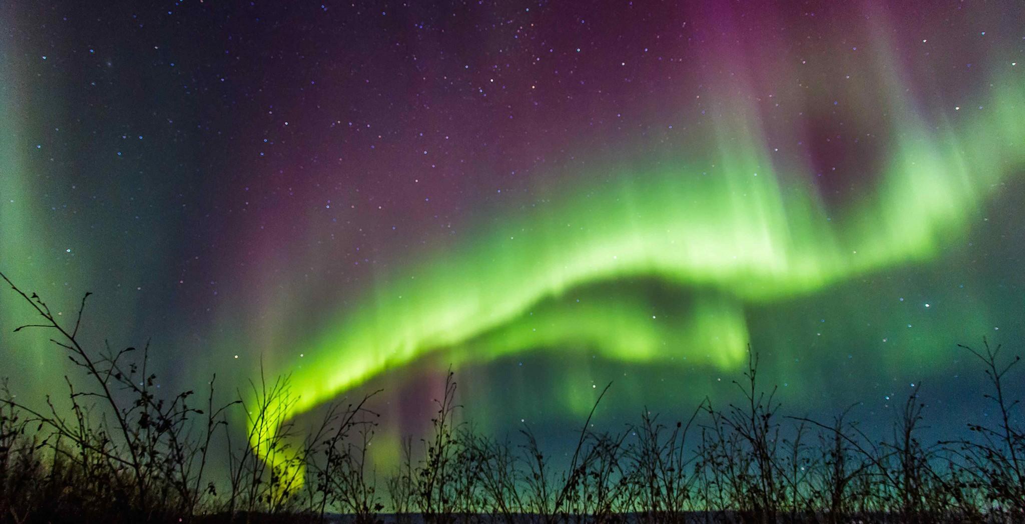 Aurora viewing