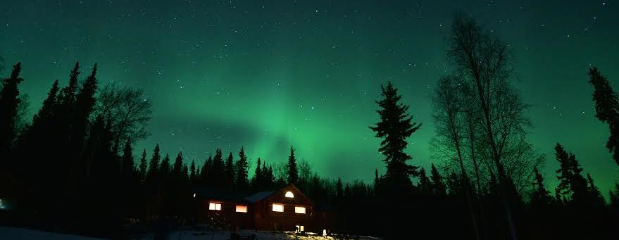 fairbanks aurora viewing spots