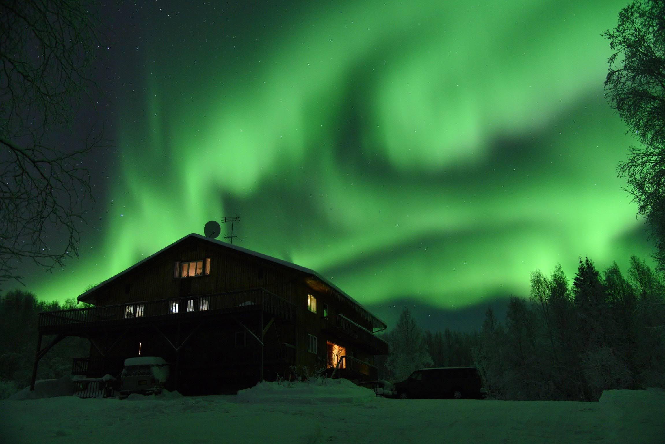 best time to see norther lights in alaska