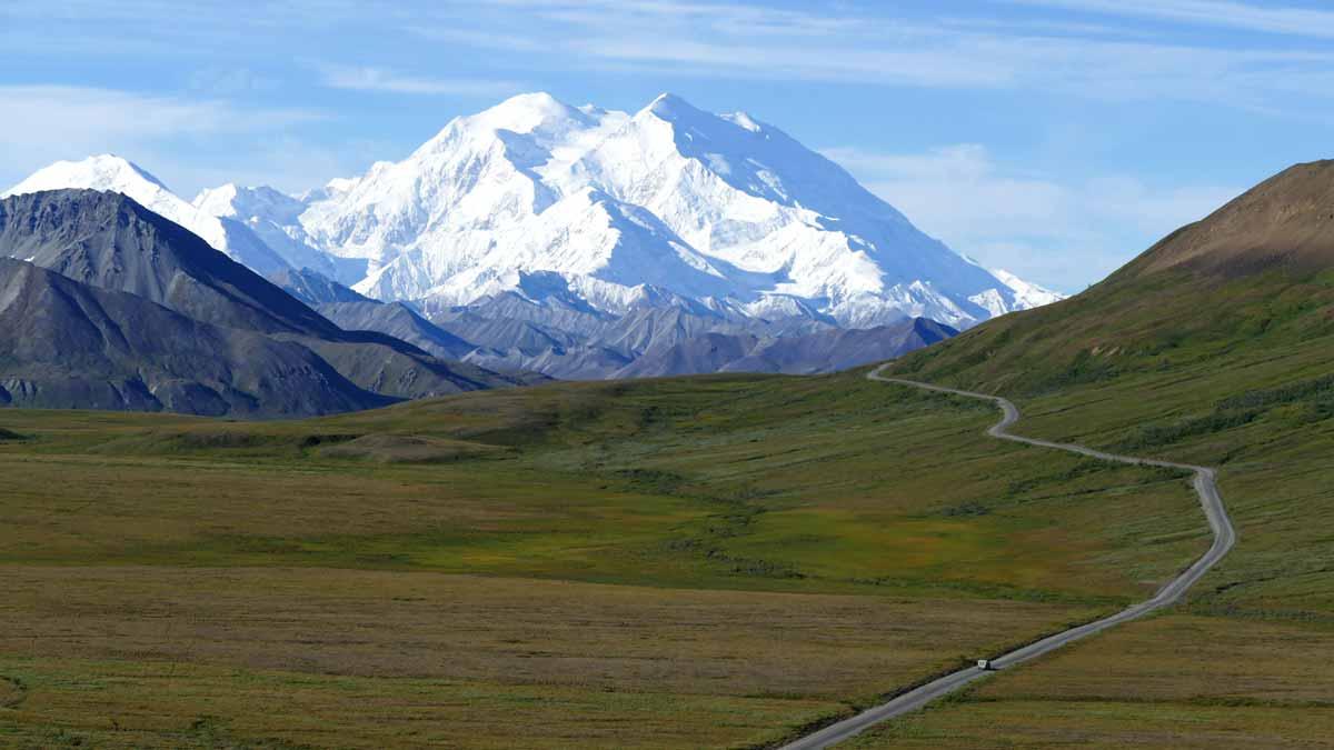 Denali Alaska Tour