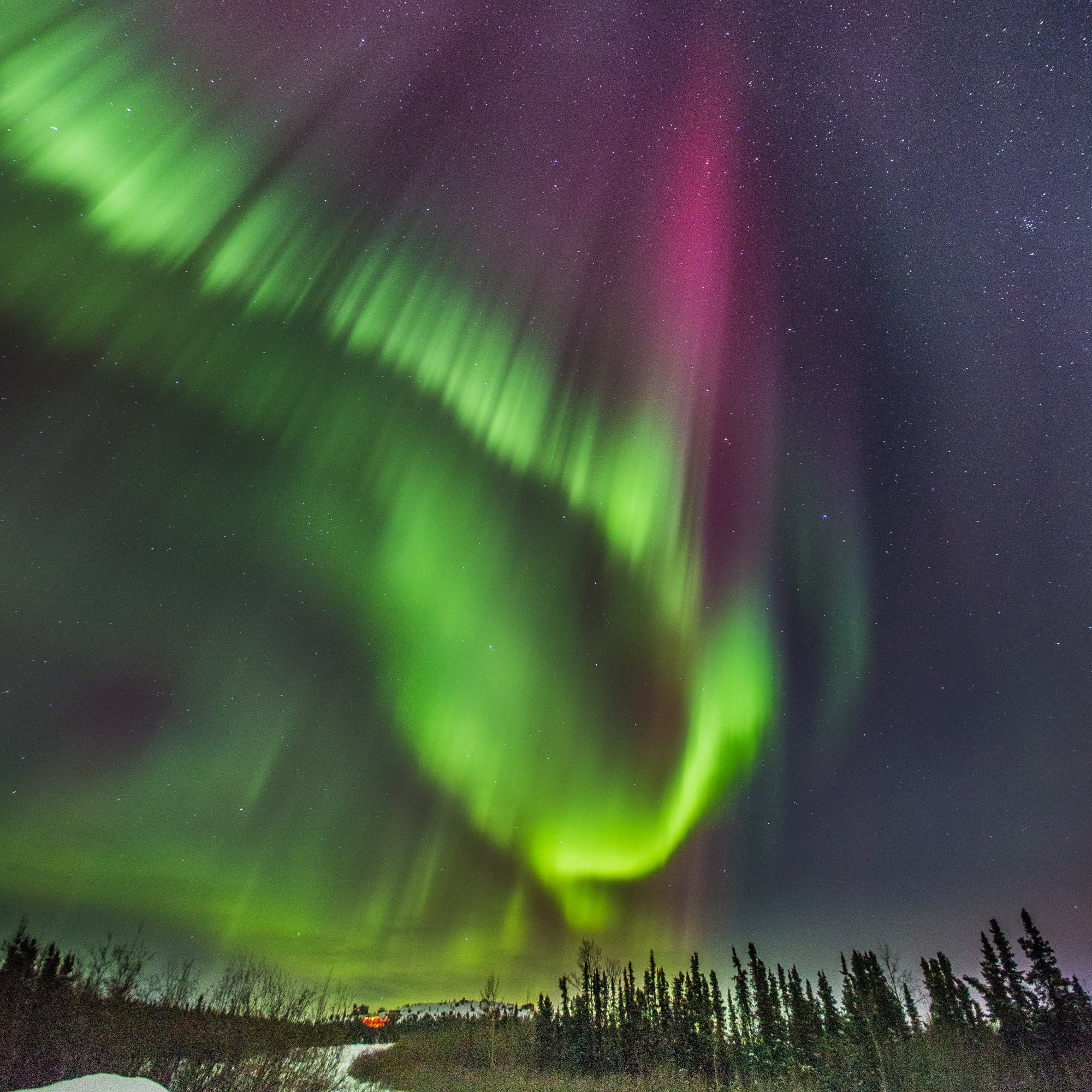 see the northern lights in September is the best