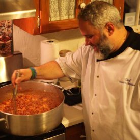 Cajun Cooking Class with Chef David Abshire