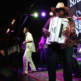 Bust a move to Zydeco