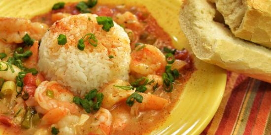 Learn How to Make Shrimp Etouffee